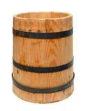 drewniany barrel Zdjęcie Royalty Free