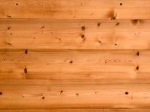 Drewniany beli ściany tło Zdjęcie Royalty Free