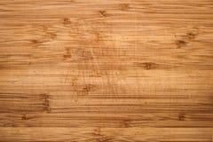 Drewniany biurka tło Zdjęcie Royalty Free