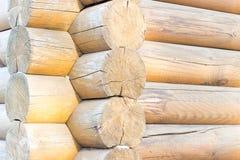Drewniany blokhauz Fotografia Royalty Free
