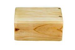 Drewniany box-1 Obrazy Royalty Free