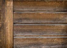 Drewniany brown tło zdjęcia royalty free