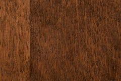 Drewniany Brown tło Fotografia Stock