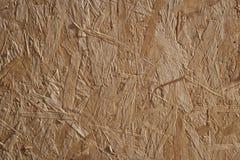 Drewniany chipboard tło Obrazy Stock