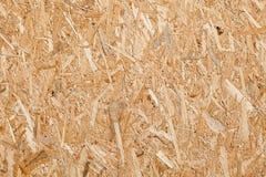 Drewniany chipboard tło Obraz Stock