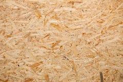 Drewniany chipboard, tekstura Fotografia Royalty Free