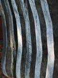 Drewniany compositon Zdjęcie Royalty Free