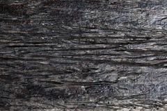 Drewniany czerń, Drewniany deski czerń, Drewnianej ściennej tekstury stary drewniany stołowy odgórny widok, Drewniany astronautyc Obrazy Stock