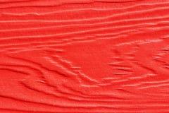 Drewniany czerwony tło Obrazy Royalty Free