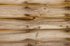 Drewniany deski ściany tekstury tło Zdjęcia Stock