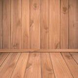 Drewniany deski brąz tekstury tło Zdjęcia Stock