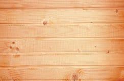 Drewniany deski brąz Fotografia Royalty Free