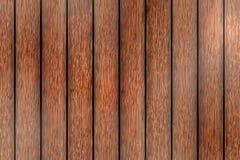 Drewniany deski tekstury tło, wektorowa ilustracja Fotografia Royalty Free