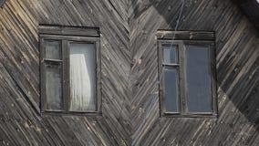 Drewniany dom zdjęcie wideo