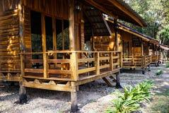 Drewniany dom Obraz Royalty Free
