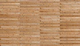 Drewniany dom popiera kogoś teksturę ilustracja wektor