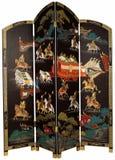 Drewniany ekran Zdjęcie Royalty Free