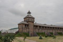 Drewniany forteca Obrazy Stock