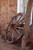 Drewniany furgon Zdjęcie Royalty Free