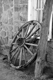Drewniany furgon Fotografia Stock