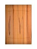 Drewniany gabinetowy drzwi Fotografia Stock