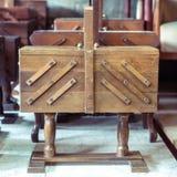 Drewniany gabinetowy klasyk Obrazy Stock