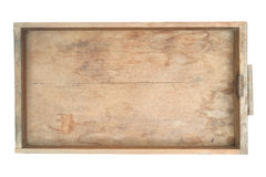 drewniany gabinetowy kreślarz Zdjęcia Stock