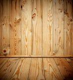 drewniany izbowy rocznik Obraz Royalty Free