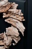 Drewniany jetsam jak do domu drzwiową wianek dekorację Fotografia Royalty Free