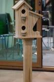 Drewniany joss dom Obrazy Stock