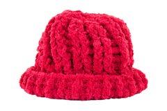 Drewniany kapeluszowy handmade Zdjęcie Royalty Free