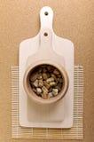 Drewniany Kitchenware Fotografia Stock