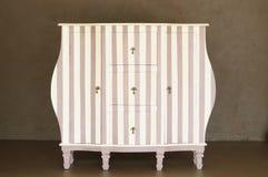 drewniany klasyczny dresser Fotografia Stock