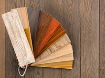 Drewniany koloru przewdonik Zdjęcie Royalty Free