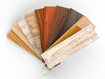 Drewniany koloru przewdonik Zdjęcie Stock