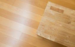 Drewniany krzesło Zdjęcia Stock