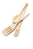 drewniany kuchenny artykuły zdjęcie royalty free