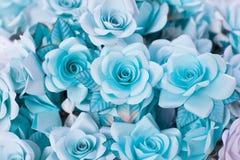 Drewniany kwiat Zdjęcie Royalty Free
