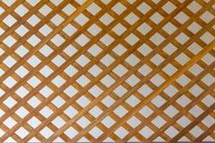 Drewniany lath tło obrazy stock