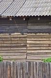 Drewniany magazyn Zdjęcie Stock