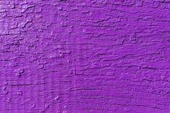Drewniany malujący purpurowy tło starzejąca się tekstura ilustracyjny lelui czerwieni stylu rocznik Zdjęcie Royalty Free