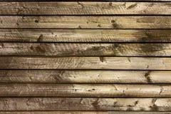 drewniany mur Zdjęcia Stock