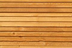drewniany mur Obraz Royalty Free