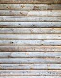 drewniany mur Obrazy Royalty Free