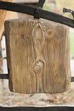 Drewniany naturalny backqround Zdjęcie Stock