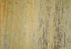 Drewniany obieranie Fotografia Royalty Free