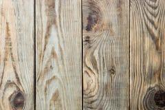 Drewniany ogrodzenie w Rosyjskim głębie lądu Fotografia Royalty Free