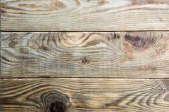 Drewniany ogrodzenie w Rosyjskim głębie lądu Fotografia Stock