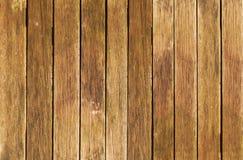 Drewniany ogrodzenie z pionowo deskami obrazy royalty free