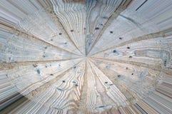 Drewniany okrąg zdjęcia royalty free